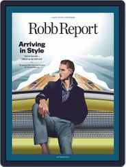 Robb Report (Digital) Subscription September 1st, 2019 Issue