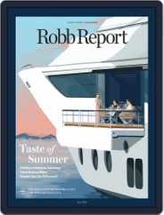 Robb Report (Digital) Subscription July 1st, 2019 Issue