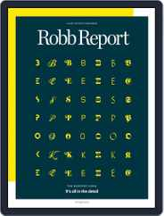 Robb Report (Digital) Subscription October 1st, 2018 Issue