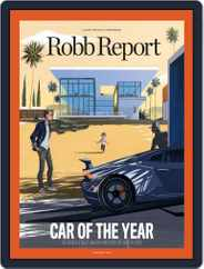 Robb Report (Digital) Subscription February 1st, 2018 Issue