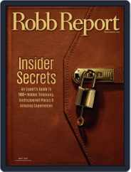 Robb Report (Digital) Subscription May 1st, 2017 Issue