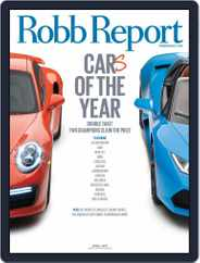 Robb Report (Digital) Subscription April 1st, 2017 Issue
