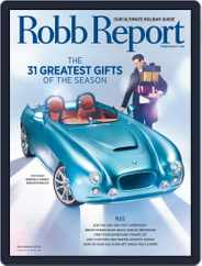 Robb Report (Digital) Subscription December 1st, 2016 Issue