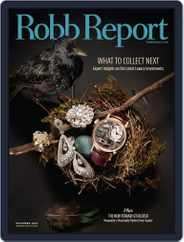 Robb Report (Digital) Subscription November 1st, 2016 Issue