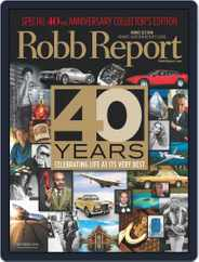 Robb Report (Digital) Subscription October 1st, 2016 Issue
