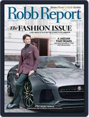 Robb Report (Digital) Subscription September 1st, 2016 Issue