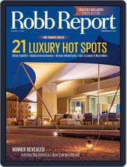 Robb Report (Digital) Subscription December 24th, 2015 Issue