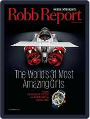 Robb Report (Digital) Subscription December 4th, 2015 Issue