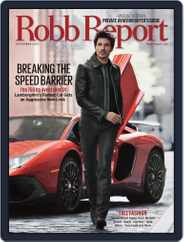 Robb Report (Digital) Subscription September 1st, 2015 Issue