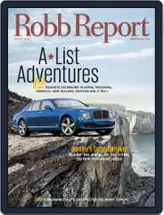 Robb Report (Digital) Subscription August 1st, 2015 Issue