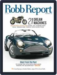 Robb Report (Digital) Subscription July 4th, 2015 Issue