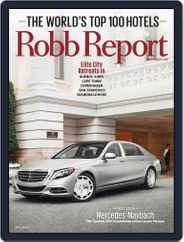 Robb Report (Digital) Subscription May 6th, 2015 Issue
