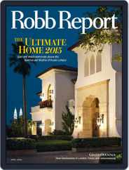 Robb Report (Digital) Subscription April 1st, 2015 Issue