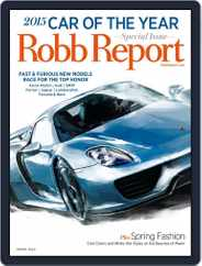 Robb Report (Digital) Subscription March 3rd, 2015 Issue