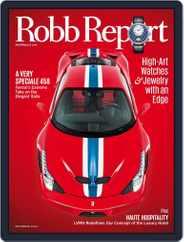 Robb Report (Digital) Subscription November 7th, 2014 Issue