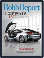 Robb Report (Digital) Subscription January 7th, 2014 Issue