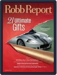 Robb Report (Digital) Subscription December 6th, 2013 Issue
