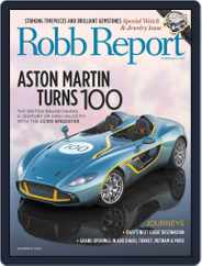 Robb Report (Digital) Subscription November 6th, 2013 Issue