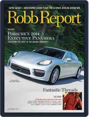 Robb Report (Digital) Subscription August 30th, 2013 Issue