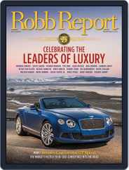 Robb Report (Digital) Subscription July 11th, 2013 Issue