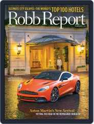 Robb Report (Digital) Subscription May 9th, 2013 Issue
