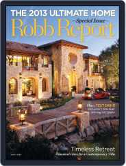 Robb Report (Digital) Subscription April 3rd, 2013 Issue