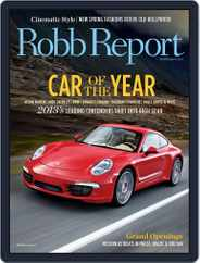 Robb Report (Digital) Subscription March 7th, 2013 Issue