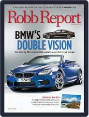 Robb Report (Digital) Subscription July 25th, 2012 Issue
