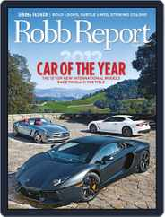 Robb Report (Digital) Subscription February 28th, 2012 Issue