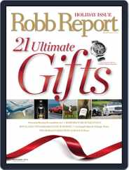 Robb Report (Digital) Subscription November 22nd, 2011 Issue