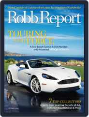 Robb Report (Digital) Subscription September 20th, 2011 Issue