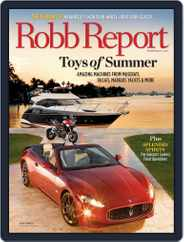 Robb Report (Digital) Subscription June 28th, 2011 Issue