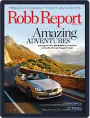 Robb Report (Digital) Subscription April 26th, 2011 Issue