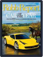 Robb Report (Digital) Subscription February 22nd, 2011 Issue
