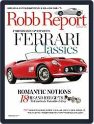 Robb Report (Digital) Subscription February 1st, 2011 Issue