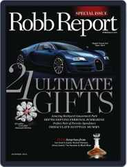 Robb Report (Digital) Subscription November 23rd, 2010 Issue