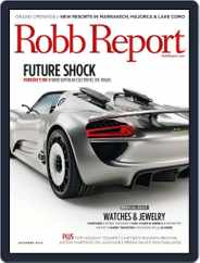 Robb Report (Digital) Subscription October 27th, 2010 Issue
