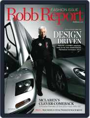 Robb Report (Digital) Subscription August 24th, 2010 Issue
