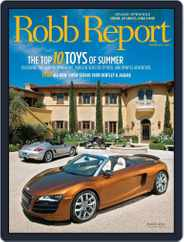 Robb Report (Digital) Subscription July 27th, 2010 Issue