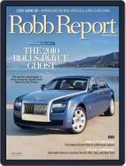 Robb Report (Digital) Subscription June 29th, 2010 Issue