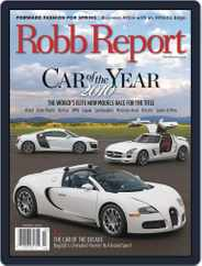 Robb Report (Digital) Subscription February 18th, 2010 Issue
