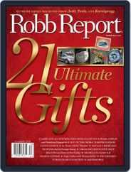Robb Report (Digital) Subscription November 19th, 2009 Issue