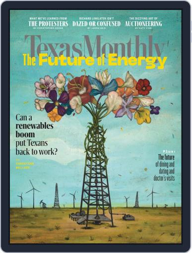 Texas Monthly (Digital) July 1st, 2020 Issue Cover