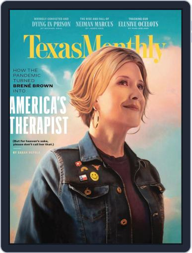 Texas Monthly (Digital) June 1st, 2020 Issue Cover