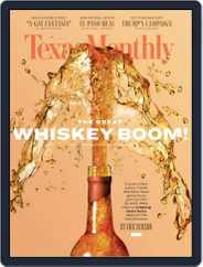Texas Monthly (Digital) Subscription November 1st, 2019 Issue