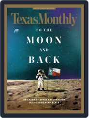 Texas Monthly (Digital) Subscription July 1st, 2019 Issue