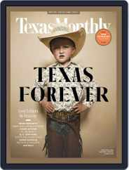 Texas Monthly (Digital) Subscription February 1st, 2019 Issue
