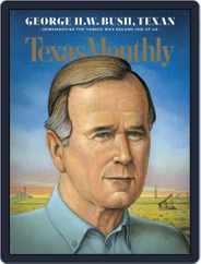 Texas Monthly (Digital) Subscription January 1st, 2019 Issue