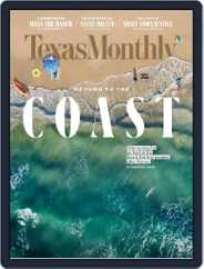 Texas Monthly (Digital) Subscription June 1st, 2018 Issue