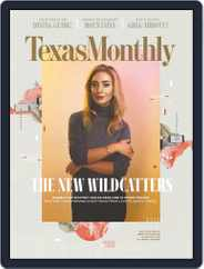 Texas Monthly (Digital) Subscription February 1st, 2018 Issue